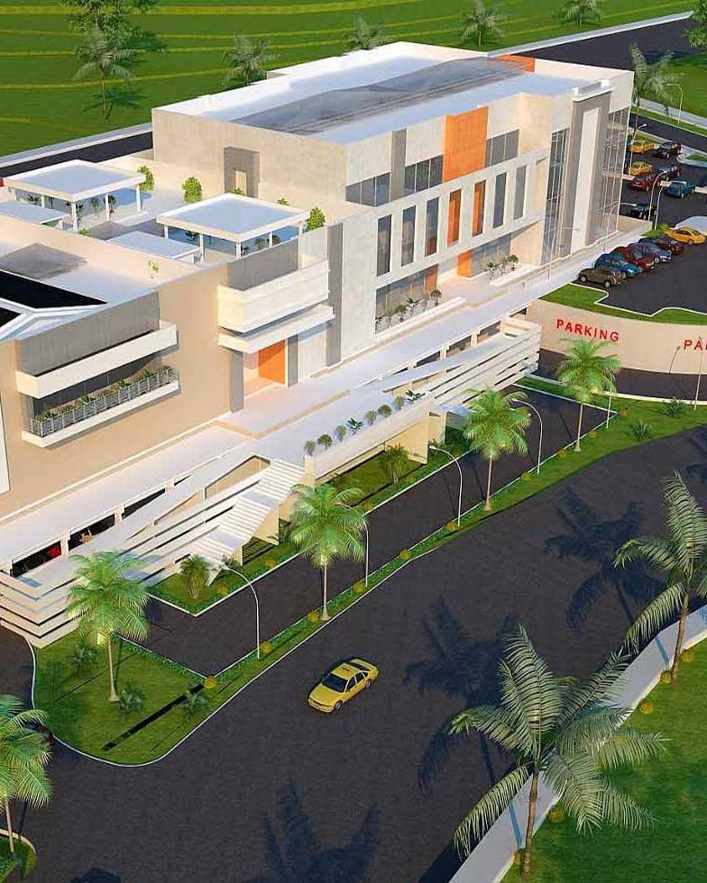 guzape mall 3d