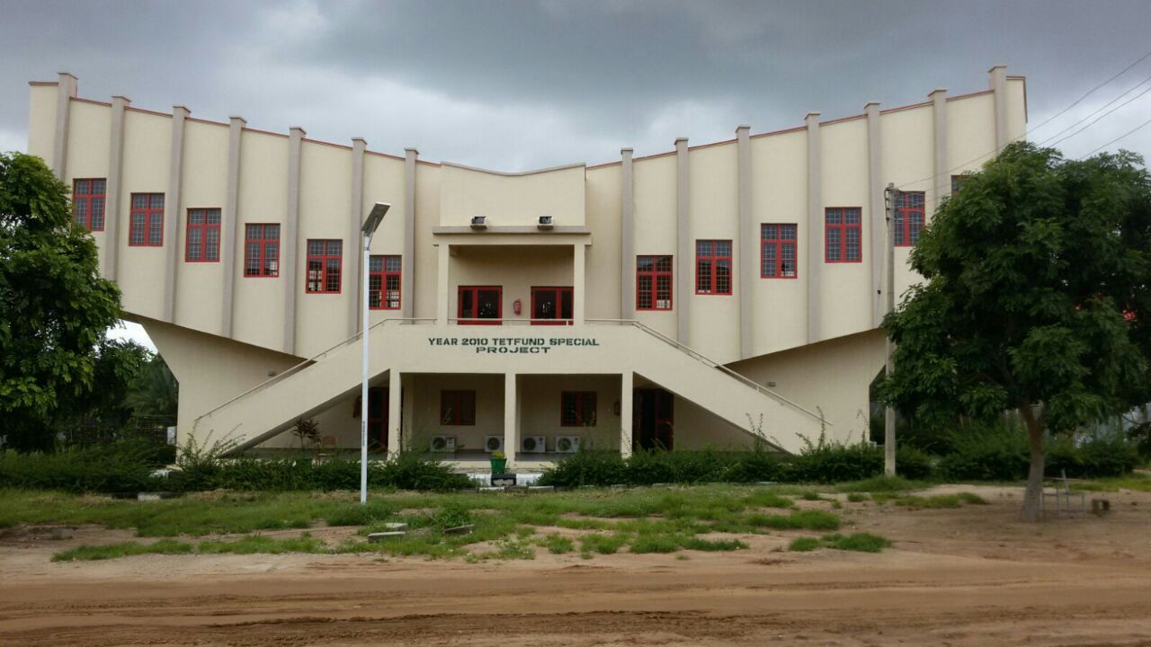 Gombe state university library